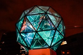 Glow Light festival Eindhoven 2015 Standing Object