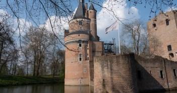 Wijk bij Duurstede Castle: Blues at the River Rhine. Rent a Castle.