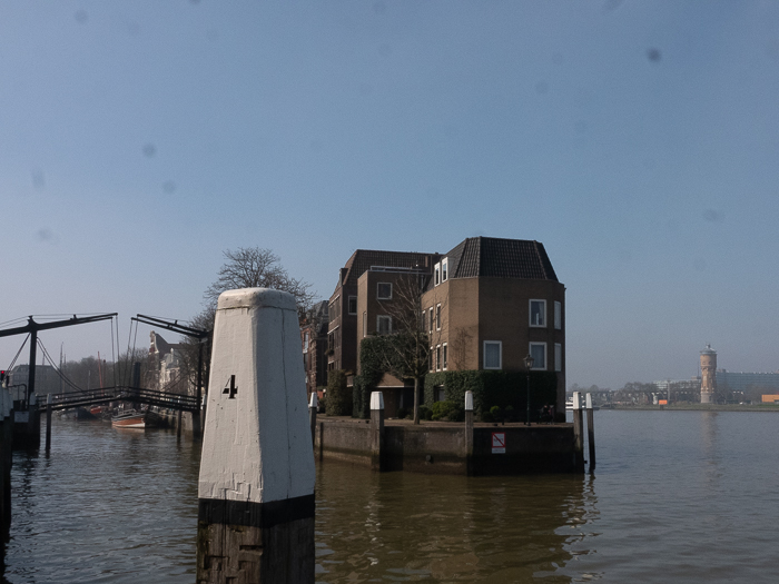 Things to do in Dordrecht, Holland. The river is deep and the river is wide