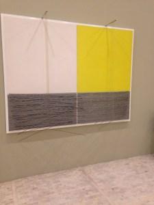 Jesús Rafael Soto [Doble relación], 1969 Mixta sobre triplay Museo Tamayo Arte Contemporáneo, INBA-Conaculta