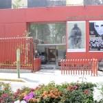 Entrada de la Casa Museo de León Trotsky