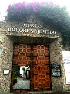 Museo Dolores Olmedo Entrada
