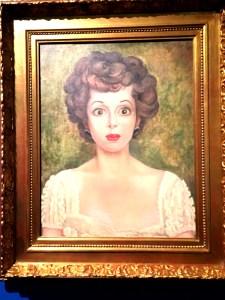 Portrait of Pita Amor, 1957