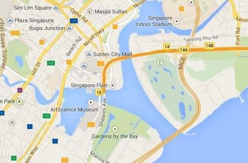 Marina bay looks like a uterus on google maps must share news marina bay looks like a uterus on google maps gumiabroncs Gallery