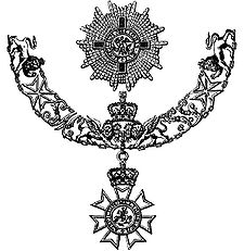 order of st michael and st george