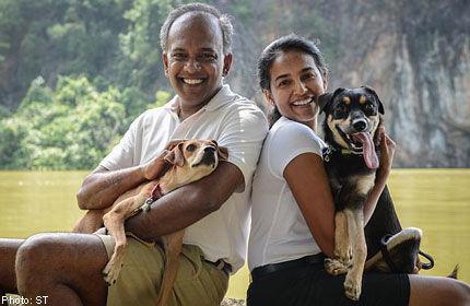shanmugam dog