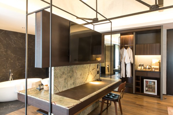 The Warehouse Hotel - Minibar