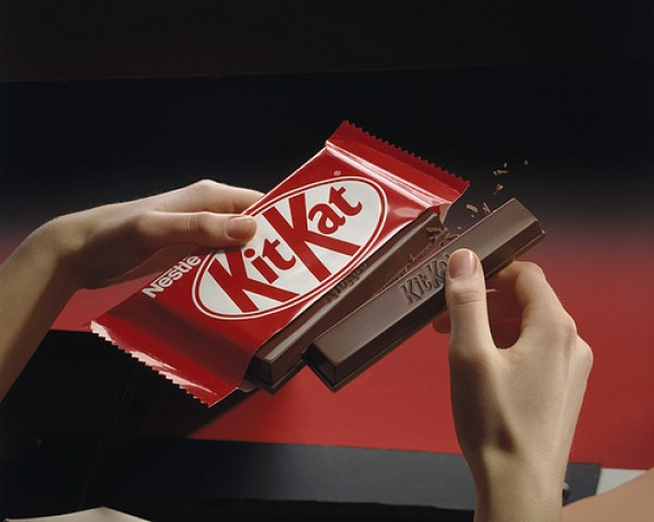 popular singapore brands - kit kat