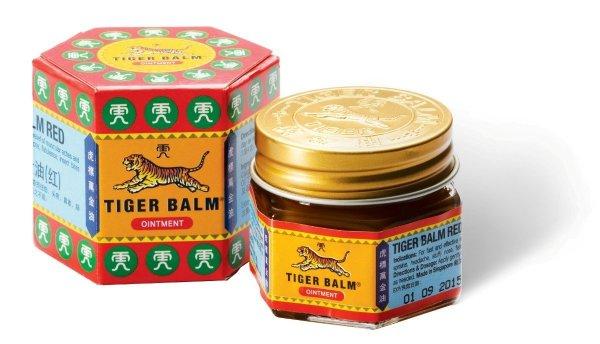 popular singapore brands - tiger balm