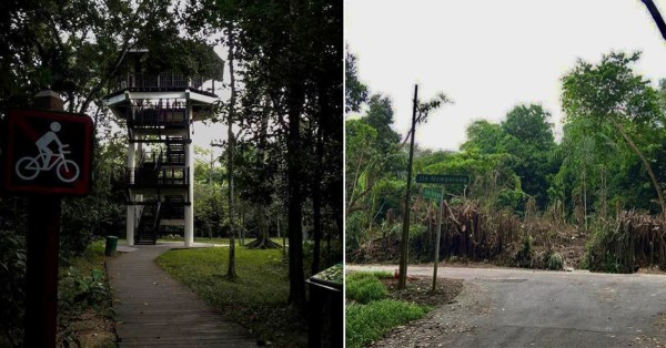 7 Scariest Secluded Places In Singapore So Your Date Will Cling To You For Dear Life