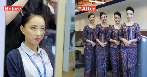 S'pore Airlines Documentary Shows Us What It Takes To Become The Iconic 'Singapore Girl'