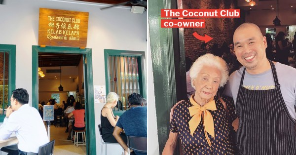 Co-Owner Of S'pore's Only Michelin's Bib Gourmand Nasi Lemak Restaurant Passes Away At 40