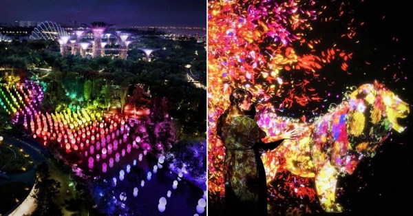 Gardens By The Bay To Have Dragonfly Lakes & Flower Forests Brought To You By Japanese Creatives