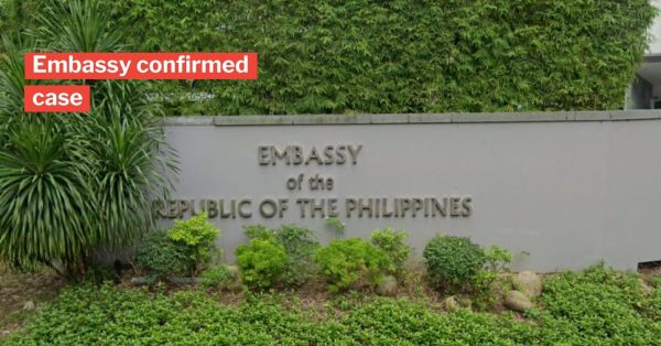 S'pore Confirms 1st Filipino National Here Infected With Covid-19, Philippine Embassy Urges Vigilance