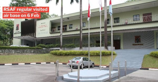 3 New S'pore Covid-19 Cases Include RSAF Regular At Tengah Air Base & 2 From Church Cluster