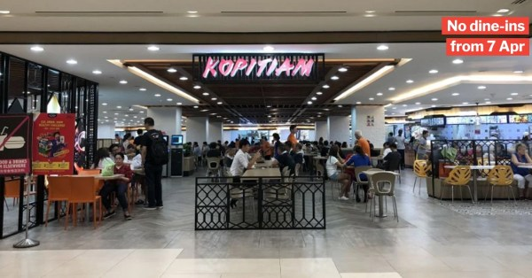 S'poreans Must Dabao Food From All F&B Outlets, So Pack Your Clean Tupperware To Go