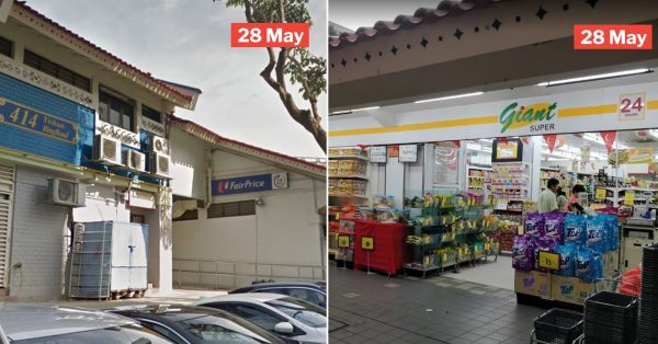 Yishun Supermarkets Visited By Covid-19 Cases Include NTUC FairPrice & Giant