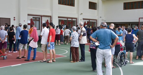 WP Take Lead In Sengkang & Aljunied For GE2020 Sample Count Results, PAP Ahead In 28 Areas