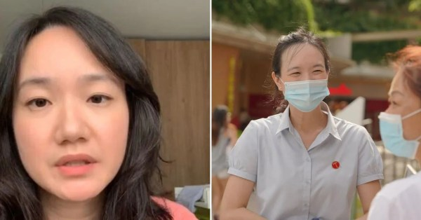 Nicole Seah Says She Doesn't Qualify For NCMP Seat, Scared To Open Letters Because She May Cry