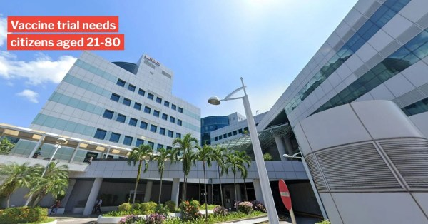 S'pore Covid-19 Vaccine Trials Begin Next Week, 250 Brave Souls Volunteer As Tribute