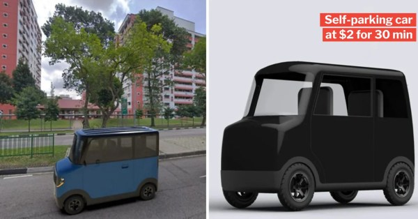 S'pore Microcars For Faster Trips To MRT Stations May Be On Punggol Roads By 2021
