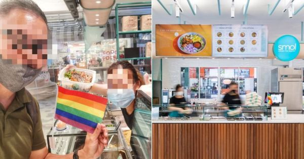 Lau Pa Sat Eatery Sells Out Early After Pride Flag Incident, Says They're Heartened By The Support