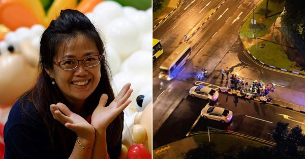 Mother Passes Away In Fatal Jurong Accident, Was On Her Way Home To Celebrate Son's O-Level Results