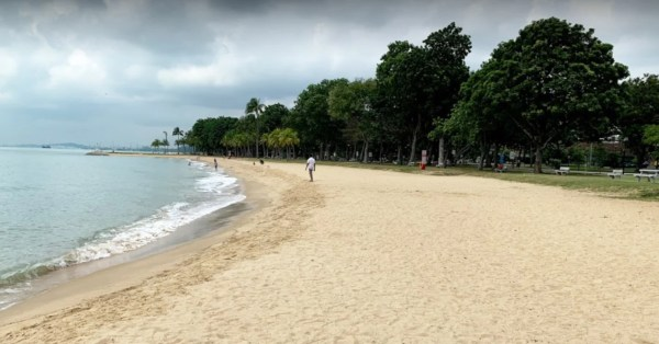 62-Year-Old Man's Body Found In East Coast Park Waters On 8 Mar, Police Investigating