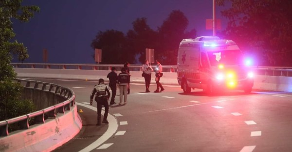 Fatal ECP Accident On 1 Mar Claims Motorcyclist's Life, Rochor Road Exit Closed For 2.5 Hours