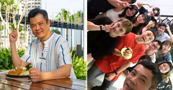 Mediacorp Actor Terence Cao Charged For Inviting 12 People To His Home, Faces Up To $10,000 Fine