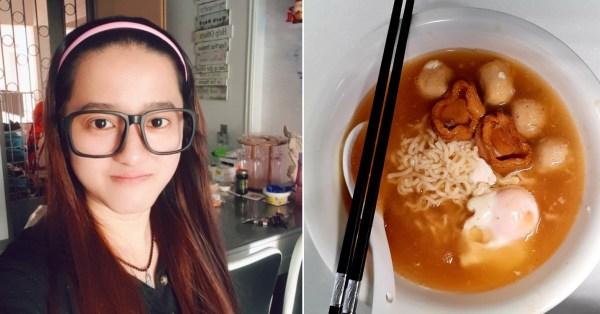 Kind S'pore Landlady Cooks Abalone Noodles For Tenant's Birthday, Treats Her Like Family