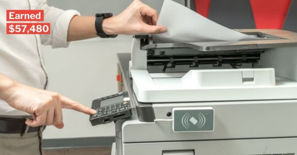 S'pore Man Uses Company Printer For Own Printing Business, Gets 1 Year's Jail