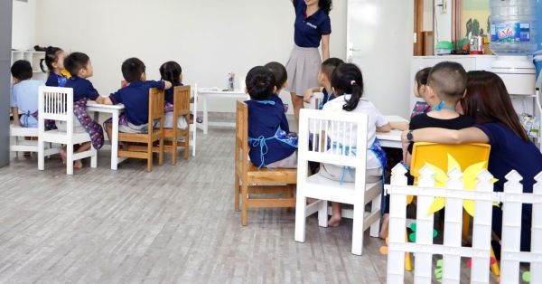 Parents Not Allowed To Enter Preschools From 27 Sep, Even If Children Are Newly Enrolled