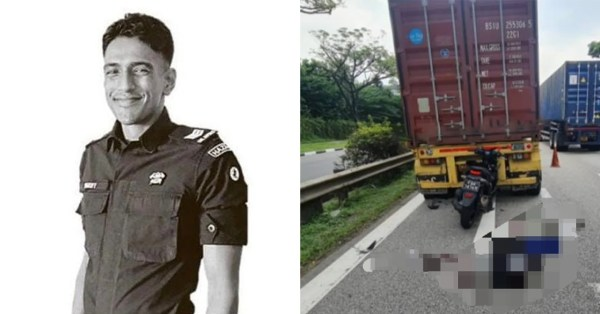 SCDF Seeks 'Good Samaritan' To Award Him,Turns Out He's A Firefighter Who Has Passed Away