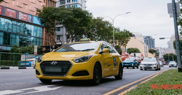 S'pore Taxis & Private Hire Cars Can Only Take 2 Passengers/Trip From 27 Sep