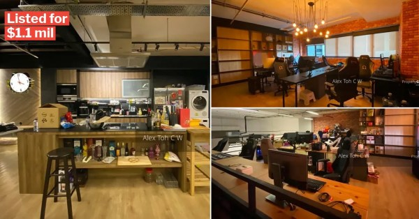 NOC Company Office Listed For Sale, Co-Founder Ryan Shares His Surprise After Finding Out
