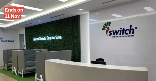 Electricity Retailer iSwitch Ends Operations, Will Transfer Customer Accounts To SP Group