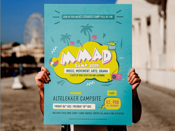 MMAD Camp Poster