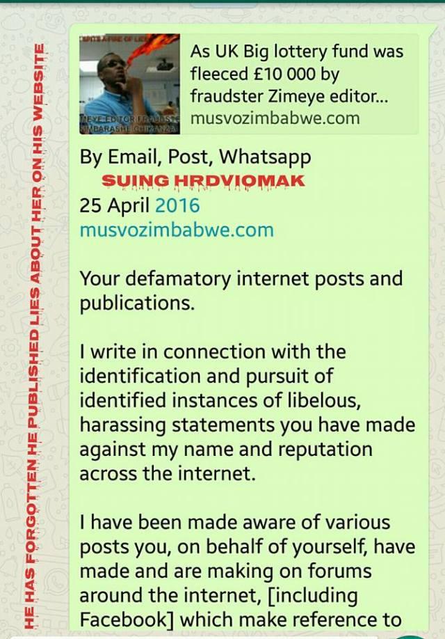 simba post