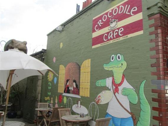 crocodile jan12 001 Small 1 - Muswell Hill and Highgate: The Top Locations You Should Visit