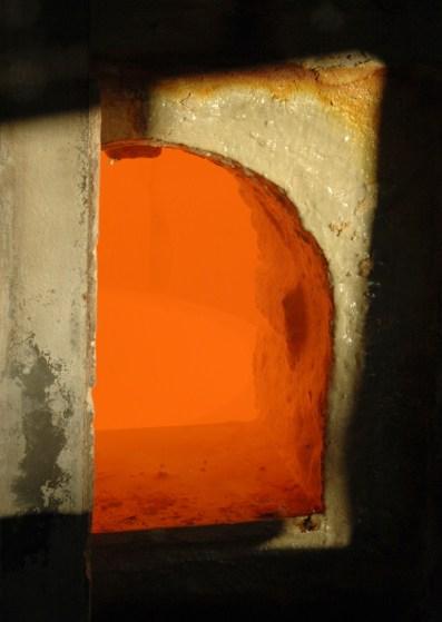 furnace-door