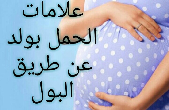 علامات الحمل بولد عن طريق البول /متألقة