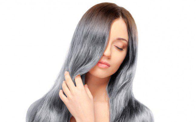 علاج الشعر الابيض من الصيدلية /متألقة
