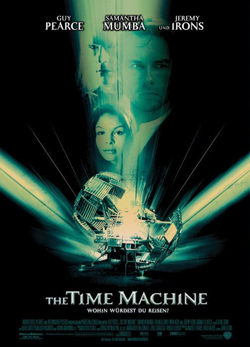 The Time Machine Time Travel Week Mutant Reviewers