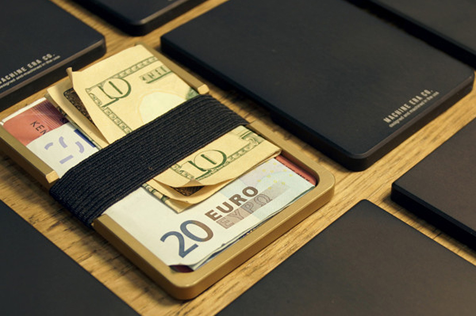 Best Mens Wallets | machine-era-wallet