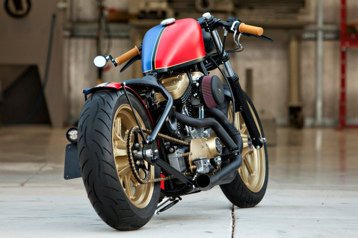 2003 HARLEY SPORTSTER HOLLYWOOD BY DP CUSTOMS-1a