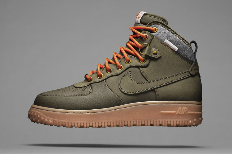 Nike Air Force 1 Duck Boot