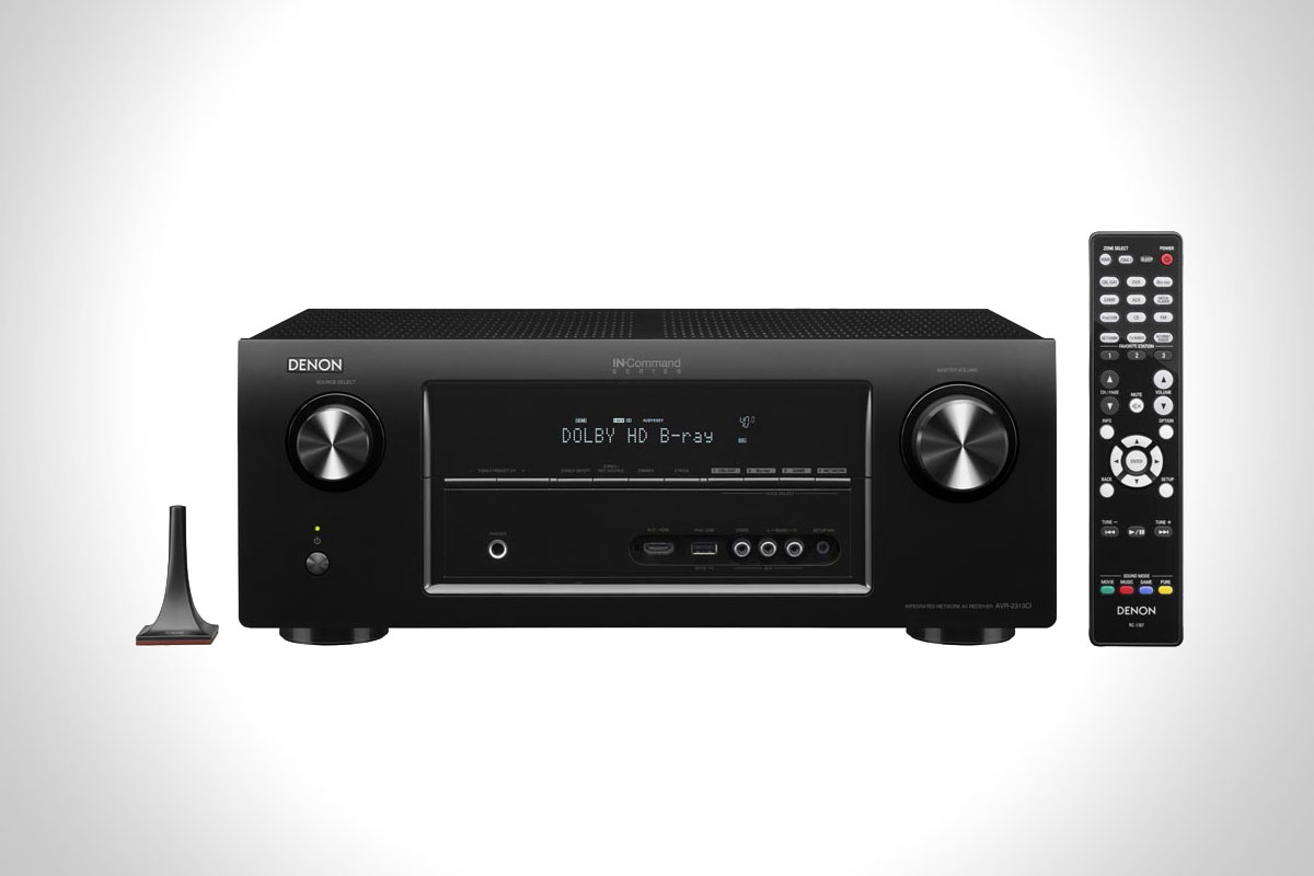 Denon-AVR-2313CI affordable home theater