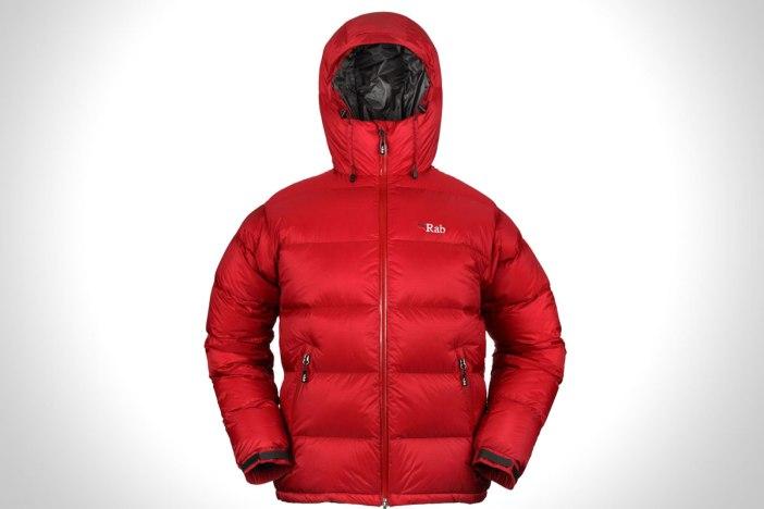 best mens winter coats   Rab Neutrino Endurance Down Jacket