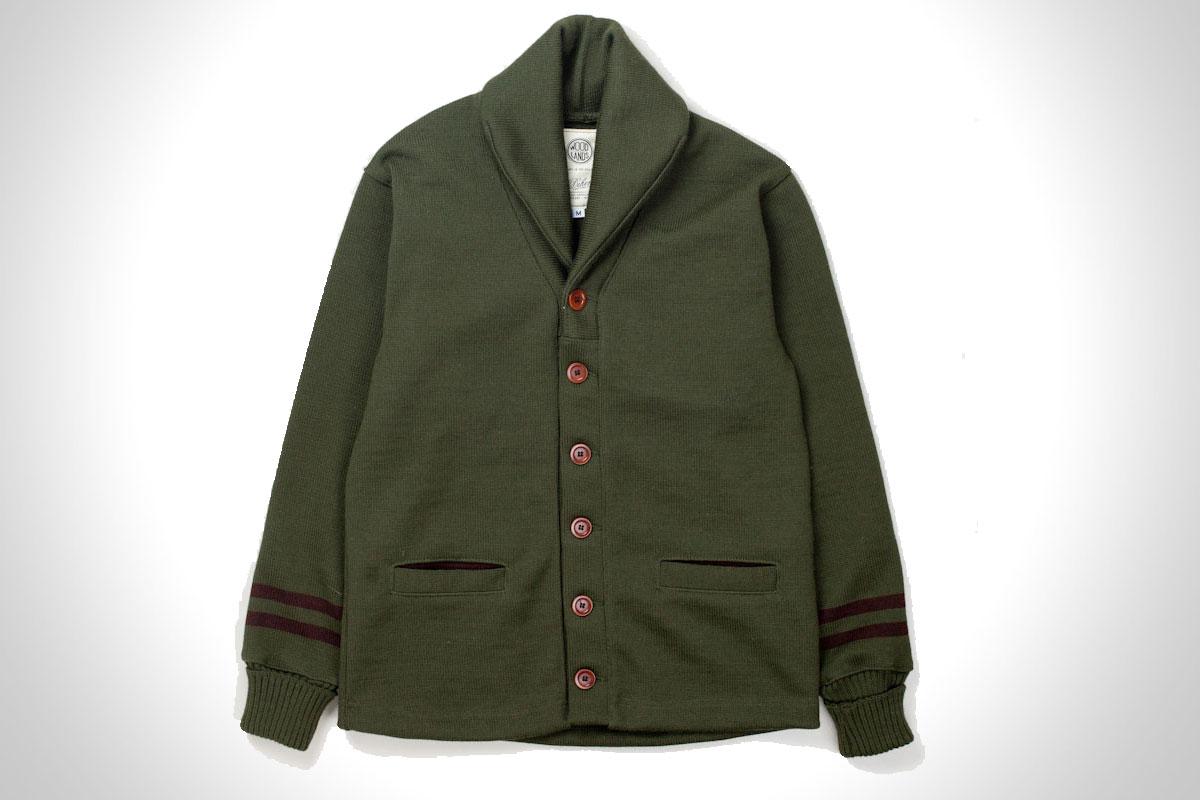 Woodlands Shawl Neck Sweater Coat